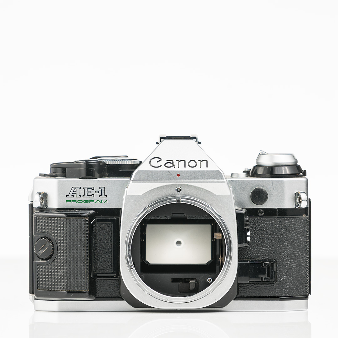 Canon AE-1 Program (1981)