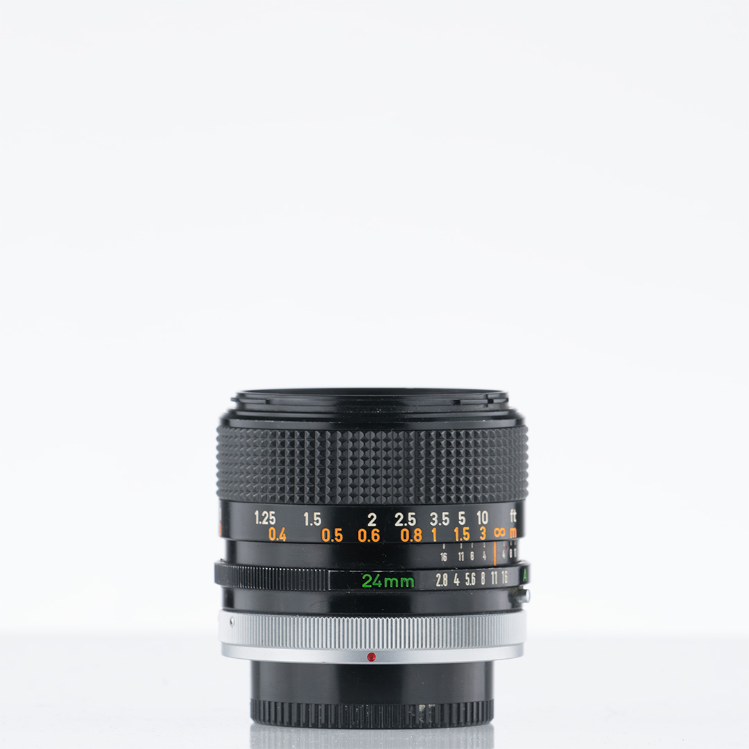 Canon FD 24mm f/2 8 S S C  | Lens reviews