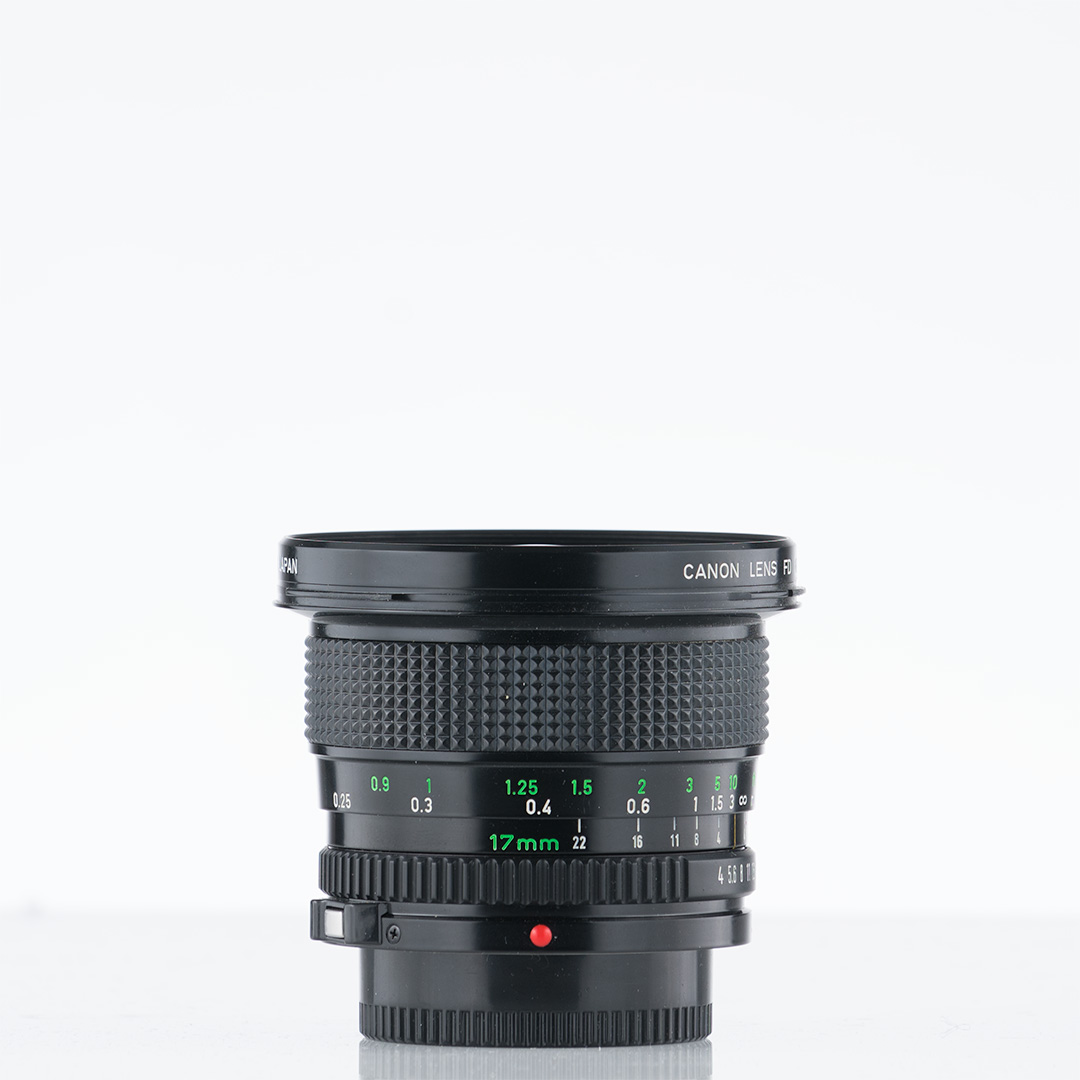 Canon New FD 17mm f/4