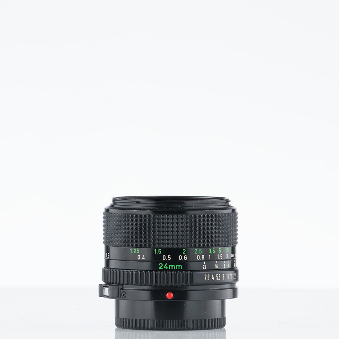 Canon New FD 24mm f/2.8