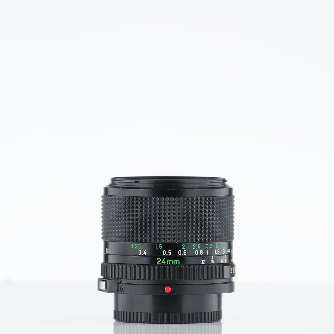 Canon New FD 24mm f/2
