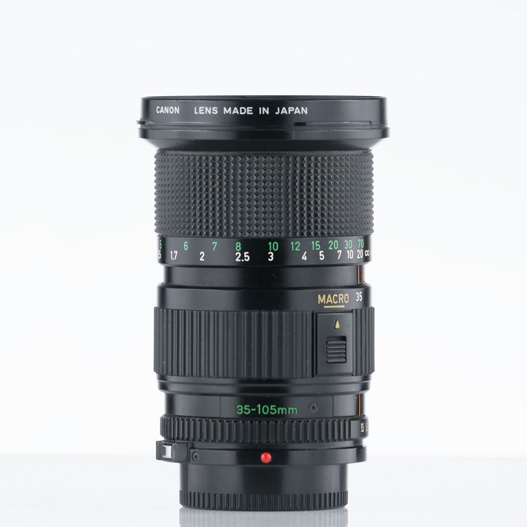 Canon New FD 35-105mm f/3.5
