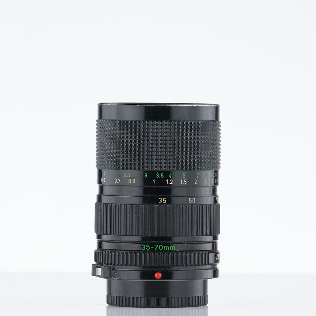 Canon New FD 35-70mm f/4