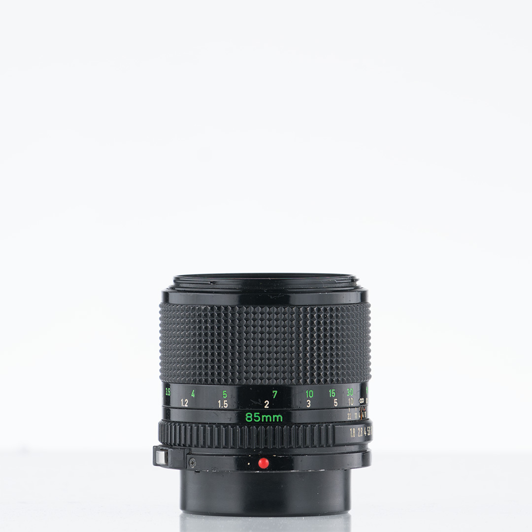 Canon New FD 85mm f/1.8